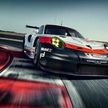 ปอร์เช่ 911 RSR  ใหม่-รุ่นที่เร้าใจที่สุด เท่าที่เคยมีมา