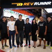 เปิดตัว REV RUNNR (เรฟ รันเนอร์)