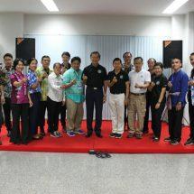 กองบัญชาการกองทัพไทย และมูลนิธิคลังสมอง วปอ. เพื่อสังคม