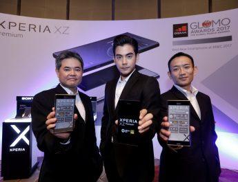 โซนี่ไทยเผยโฉม XperiaTM XZ Premium สมาร์ทโฟนเรือธงแห่งปี