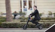 Aero Smart Ebike มอเตอร์ไซด์ไฟฟ้าพับได้ สุดล้ำ
