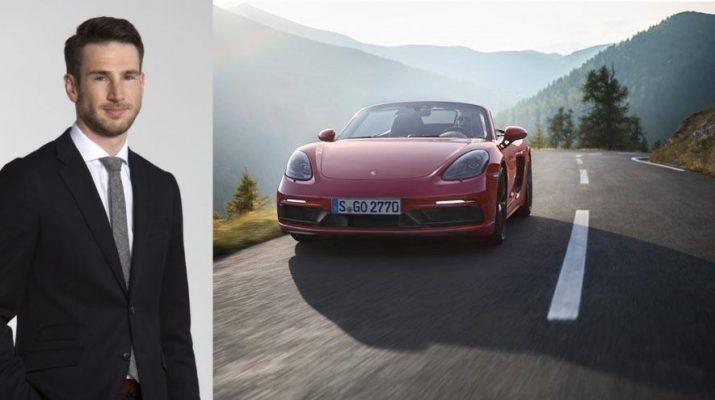 Porsche,  Arthur Willmann