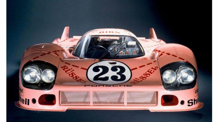 """ปอร์เช่ """"เจ้าหมูชมพู"""" 917/20"""