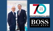 Porsche และ Hugo Bossร่วมเป็นพันธมิตรทางธุรกิจ