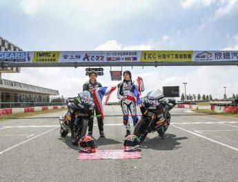 สองนักบิดสาวทีมชาติ  ร่วมแข่งขัน FIM ASIA CUP OF ROAD RACING