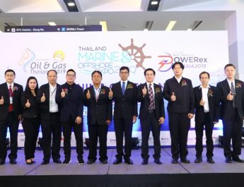 Thailand Marine & Offshore Expo 2019 เสริมพลังอุตสาหกรรมเรือไทย