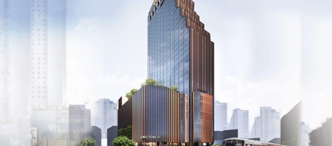 พบกับ Carlton Hotel Bangkok Sukhumvit โรงแรมคาร์ลตันแห่งแรกในไทย เร็ว ๆ นี้!