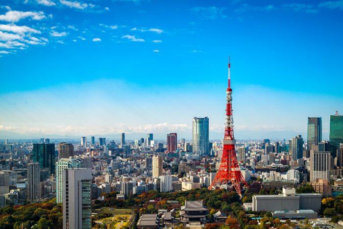 Tokyo tower,