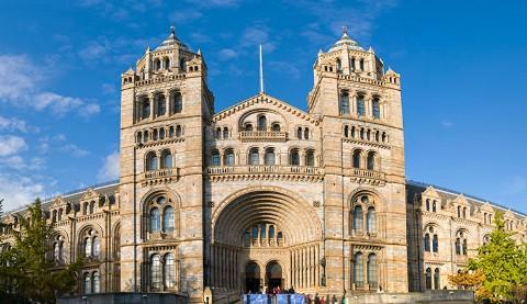 Natural History Museum. London